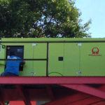 Instalação Gerador 225 KVA - Padaria Mirante