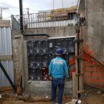 Centro Medição Padrão Eletropaulo Para 16 Medidores