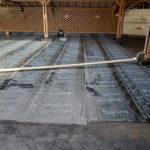 Impermeabilização Terraço Cobertura Colégio Virgem Poderoza