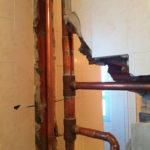 Substituição Prumada Alimentação WC - Condomínio Piazza Navona